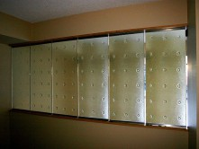 Armoured Panels