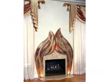 Fireplace (Grisha) 8 x 6