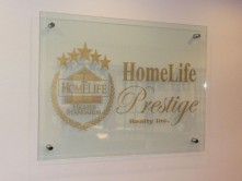 Homelife Sign