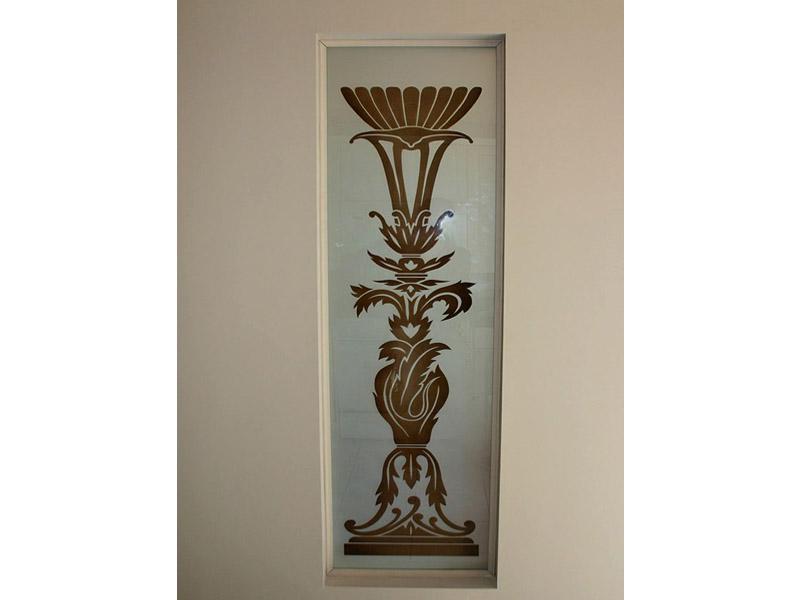 decorative glass insert gi15 cbd glass