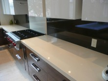 Glass Backsplashes I Contemporary Design I CBD Glass