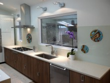 Maya backsplash