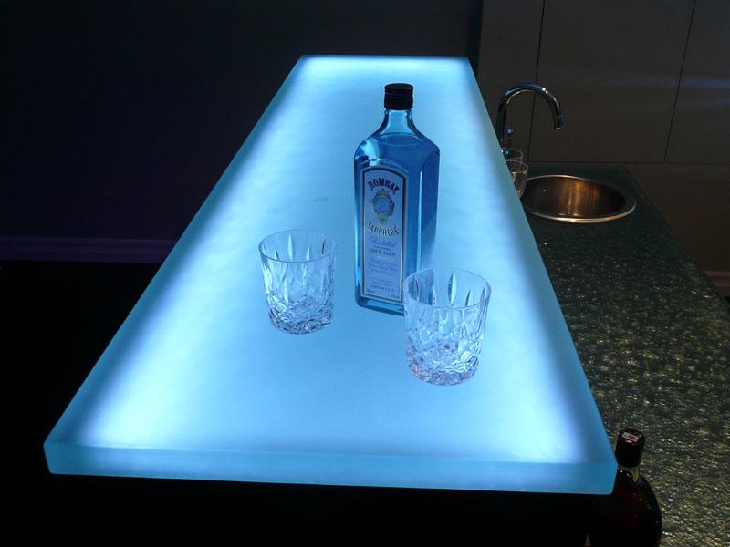 Genial GLASS BAR TOP (GB10)