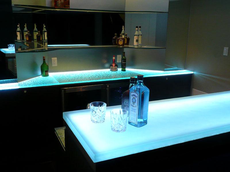 Bon GLASS BAR TOP (GB10)