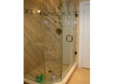 Shower unit (waves) full size