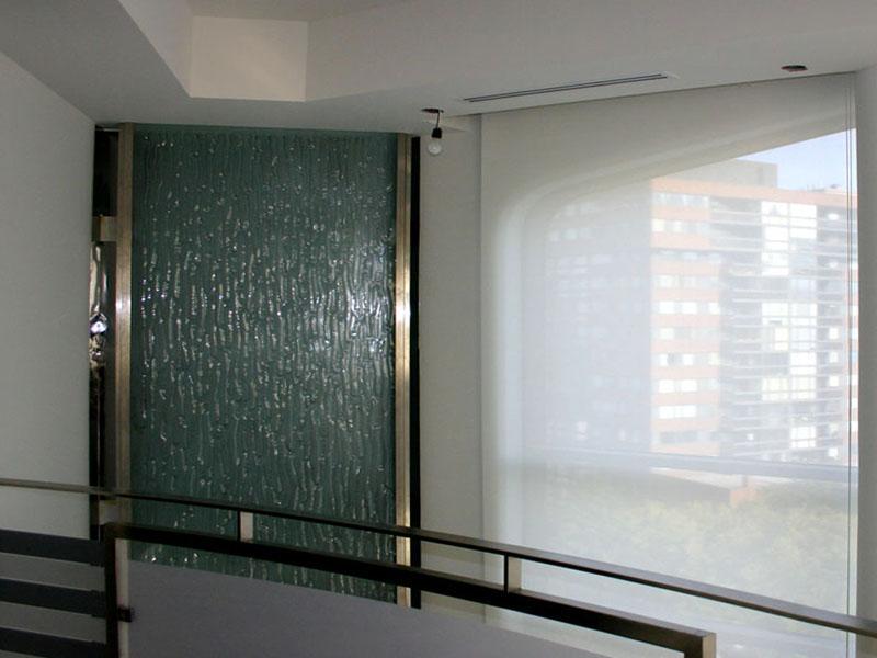 Textured Glass Wall Dw20 Cbd Glass