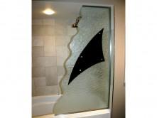 tub divider(textured)