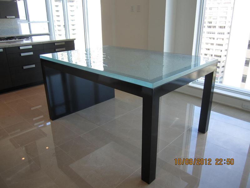 Glass Table Top Glass Furniture CBD Glass