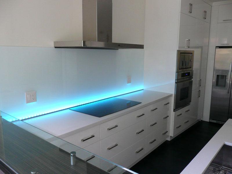 Backpainted Glass Kitchen Backsplash Cbd Glass