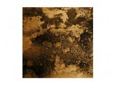Rusty gold&black