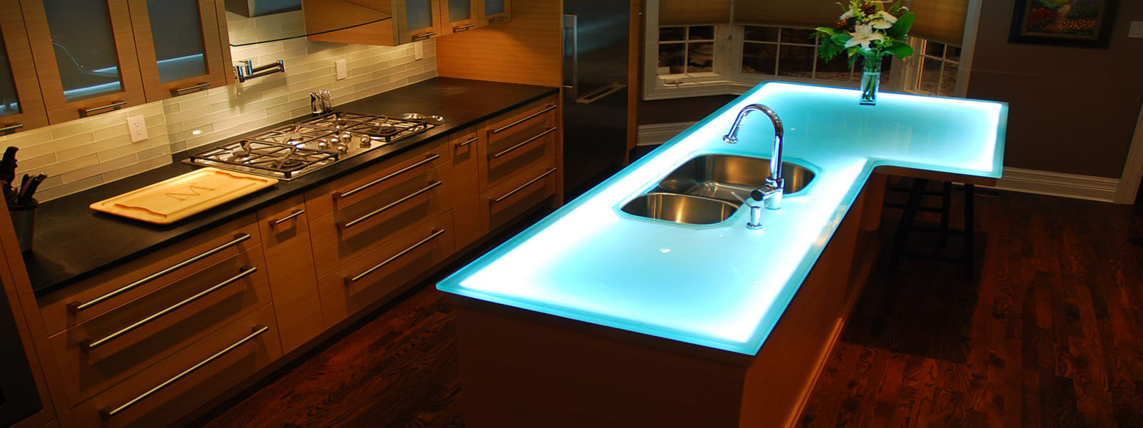 glass countertops custom glass design cbd glass
