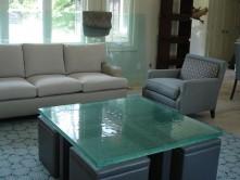 Kingsmill table (aqua 1 1-2)