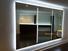 mirror with LED2