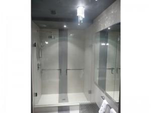 Clear Shower Enclosure (Dima Rozen)