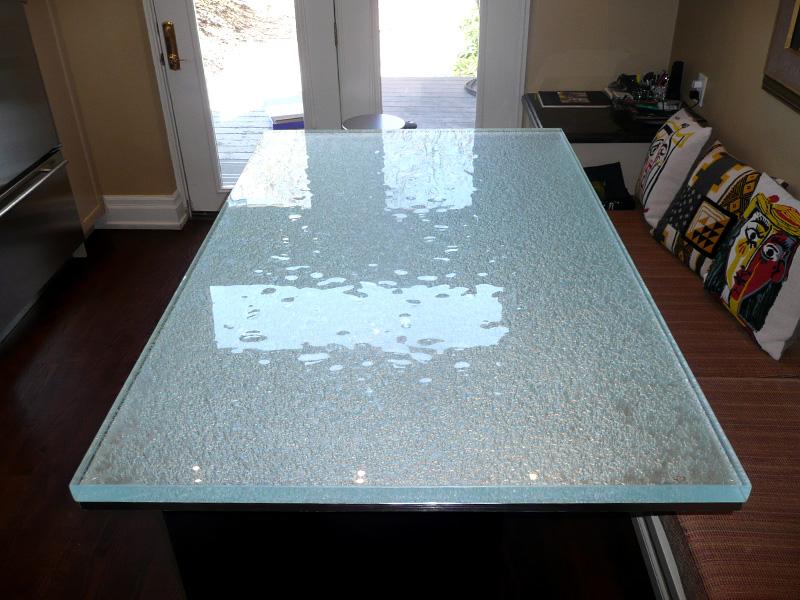 CUSTOM GLASS TABLE (FRT17)