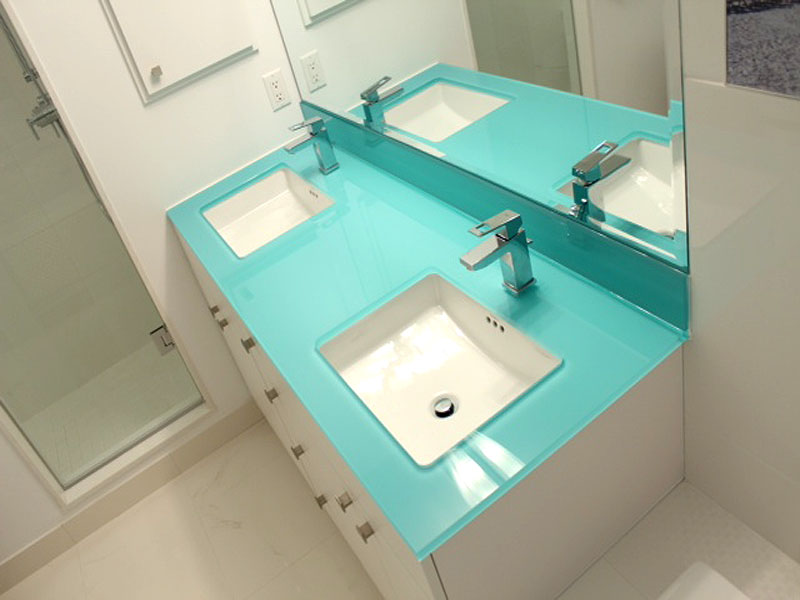 Backpainted Gl Countertop Bc 112