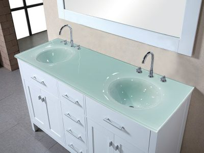 Strange Integrated Glass Sinks Colored Glass Cbd Glass Interior Design Ideas Clesiryabchikinfo
